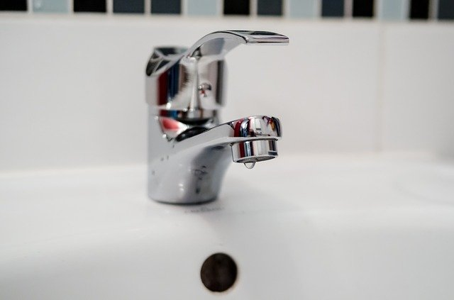 Photo of a tap.